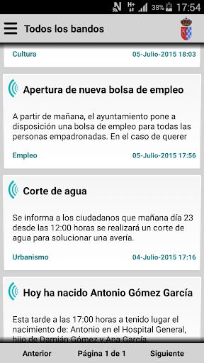Torralba de Oropesa Informa