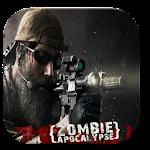 Zombie Hunter Apocalypse Icon
