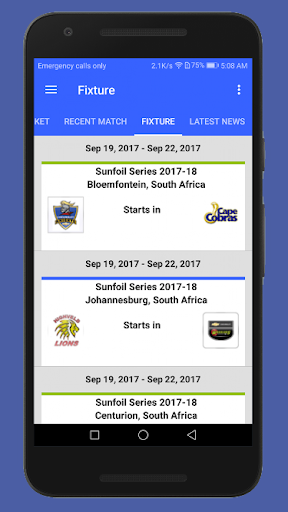 Live Cricket HD 3.1 screenshots 6