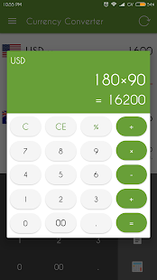 Simple Currency Converter - náhled