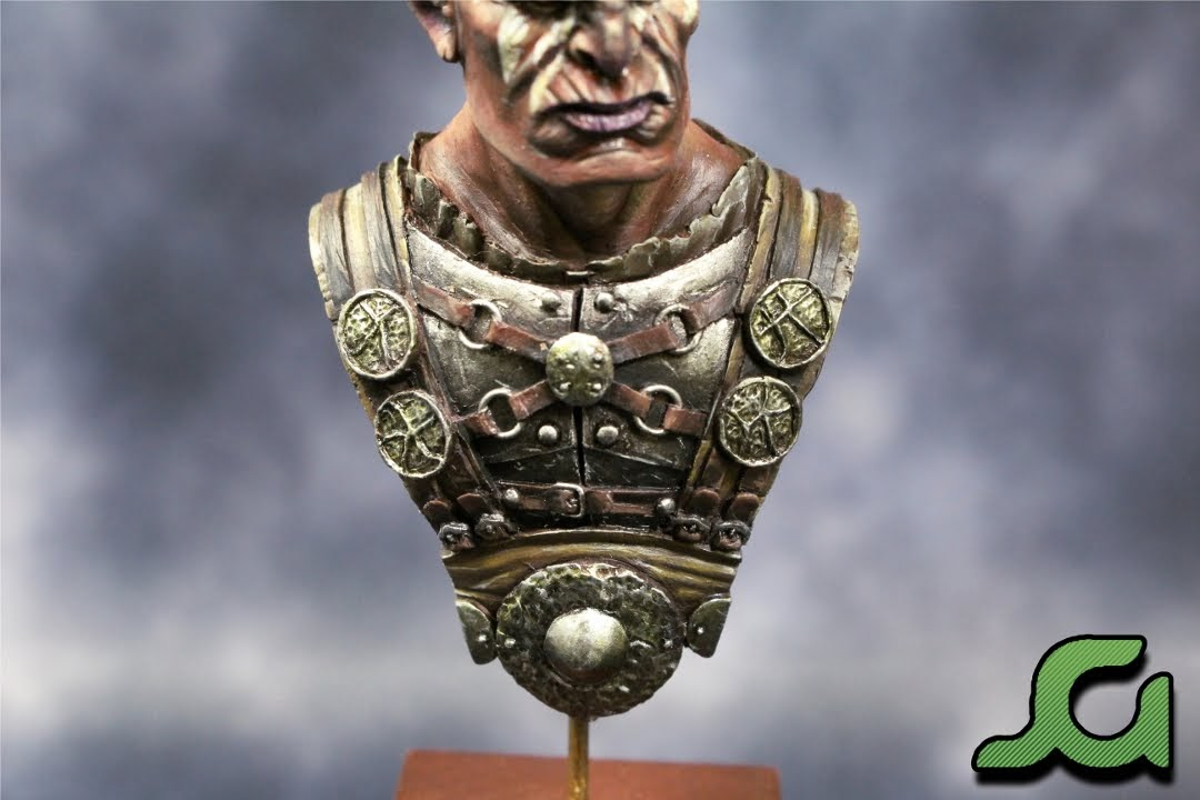 Orc General Armour