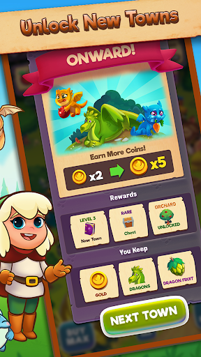Dragon Idle Adventure screenshot 4