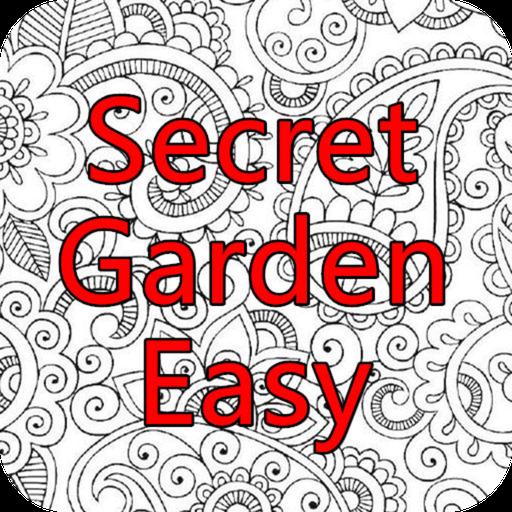 Secret Garden Easy - 秘密花園