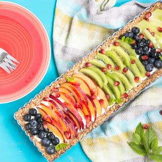 No-Bake Yogurt Fruit Tart
