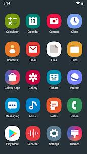 Theme – Galaxy S10 One UI 2.1.0 Mod + Data Download 3