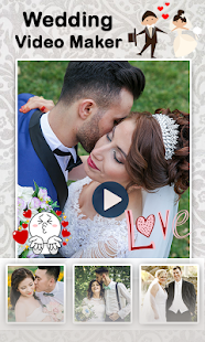 Wedding Video Maker - náhled