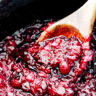 Pineapple Cranberry Sauce