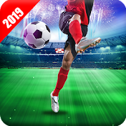 World SuperStar Football Soccer League Cup Hero 20