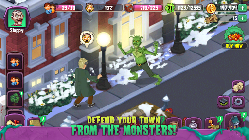 Goosebumps HorrorTown - The Scariest Monster City! apkdebit screenshots 6