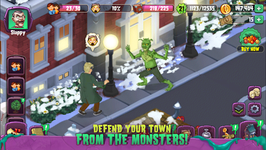 Goosebumps HorrorTown – The Scariest Monster City!  Apk Download For Android and Iphone 6