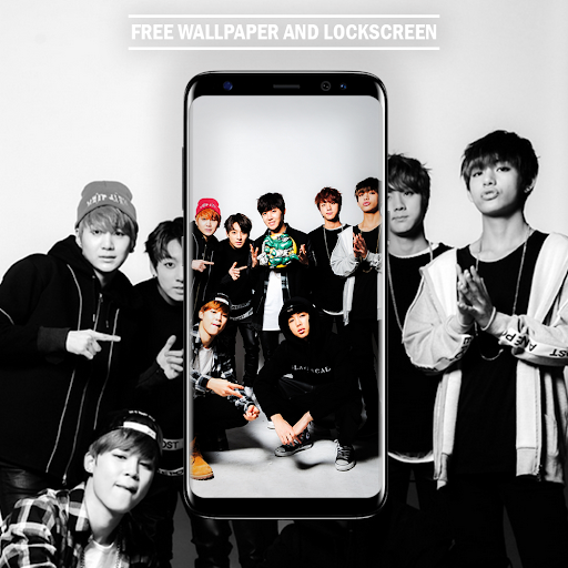 Bts Wallpaper Kpop 4k Hd Best Apk Download Apkpure Co