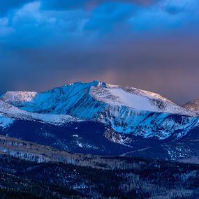 by Jeremy Elliott - Landscapes Mountains & Hills (  )