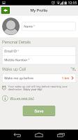 Screenshot of Ticketgoose Online Bus Tickets