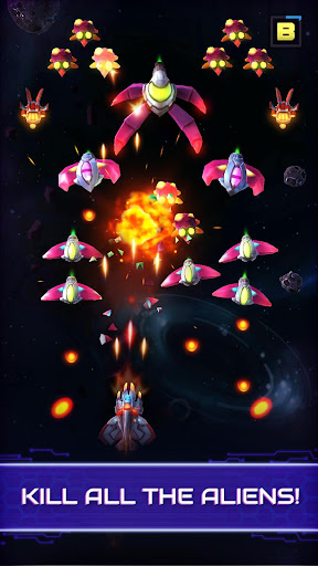 Neonverse Invaders Shoot 'Em Up: Galaxy Shooter 0.0.70 screenshots 1