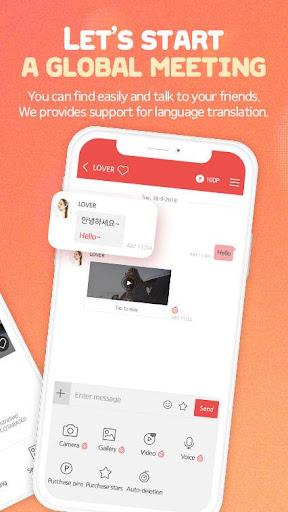 DateGlobe : Global Chat and Date 1.8.1 screenshots 5