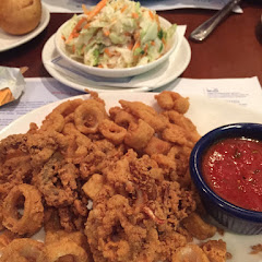 Gluten free fried Calamari