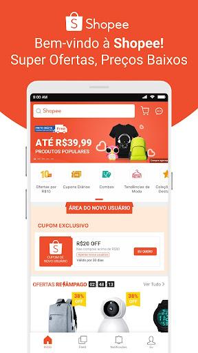 Shopee: Compre e Venda Online 2.54.04 screenshots 1