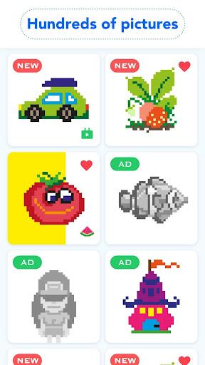 Number Color 1.0.4 screenshots 1