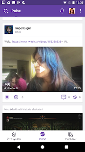 Twitch - náhled