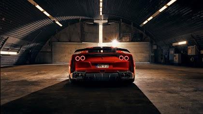 Novitec Ferrari 812