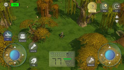Treasure-hunter – the story of monastery gold 1.36 screenshots 2