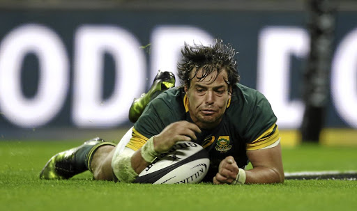 Francois Venter. Picture: REUTERS