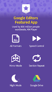 App Video Player HD All formats & codecs - kmplayer APK for Windows Phone