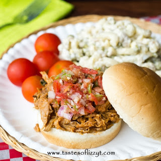 Sugar Free Homemade Barbecued Pulled Pork