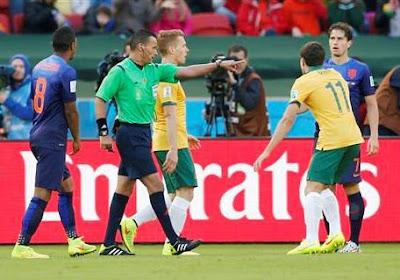 L'arbitre de Belgique-USA sera... Algérien