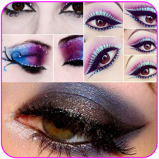 Different Eyeshadow Designs 遊戲 App LOGO-硬是要APP