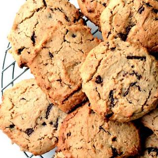 Oil-Free Vegan Toll House Cookies.