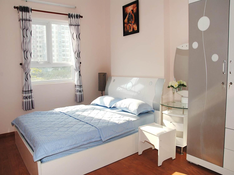 Nội thất phòng ngủ nhỏ đơn giản 5