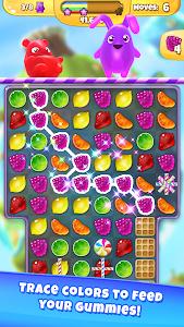 Yummy Gummy v2.51 (Mod Coins/Lives/100 Moves)