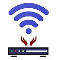 Router Admin Setup Control & Speed Test icon
