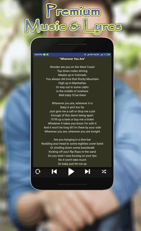 Lyric down rodeo lyrics : Scotty McCreery lyrics 2018 - Android Apps on Google Play