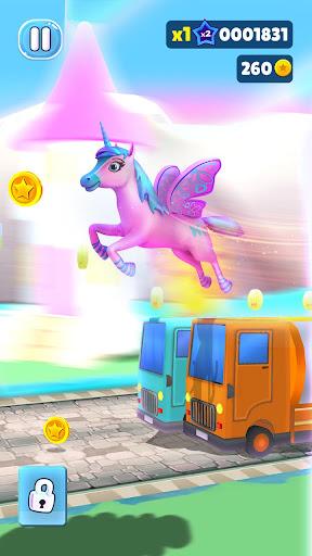 Magical Pony Run - Unicorn Runner 1.5 screenshots 3