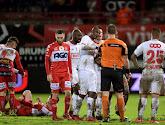 Pour son exclusion à Courtrai, le joueur du Standard, Uche Agbo, a écopé d'un match de suspension avec sursis et de 400 Euros d'amende
