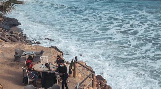 Platos únicos con el mejor ambiente junto al mar