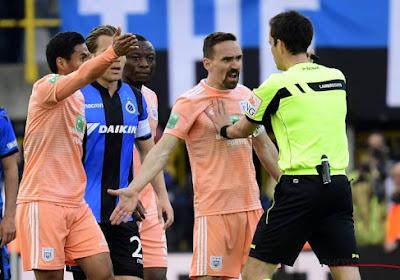 """Zowel Club Brugge als Anderlecht begrijpen beslissingen VAR niet: """"Van die regel hebben we nog nooit gehoord"""""""