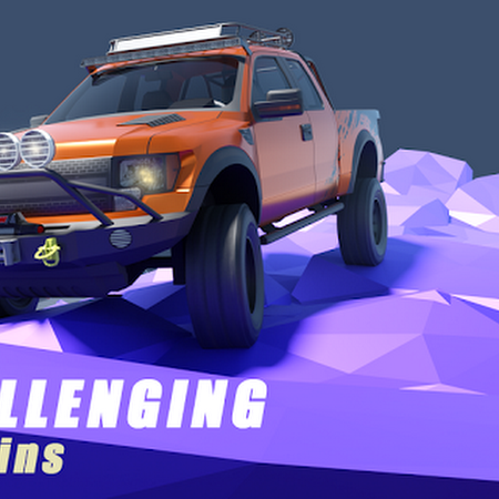 Offroad 4x4 Rally: Jeep Simulator Game 2019 v0.6