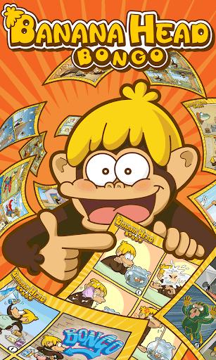 Banana-Head Bongo Comics