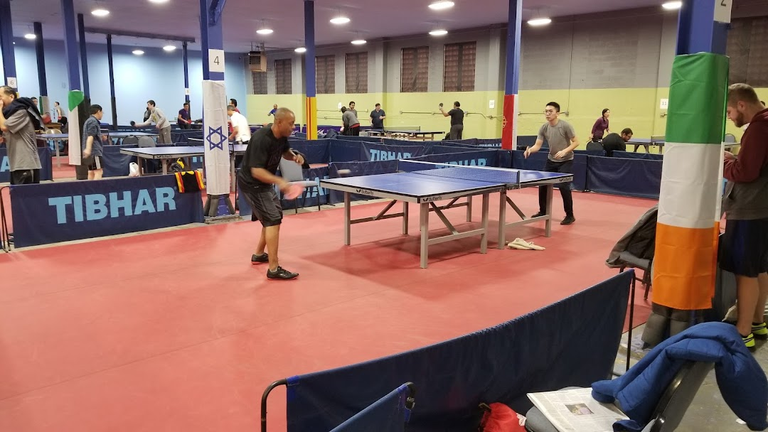 Columbus Table Tennis Club