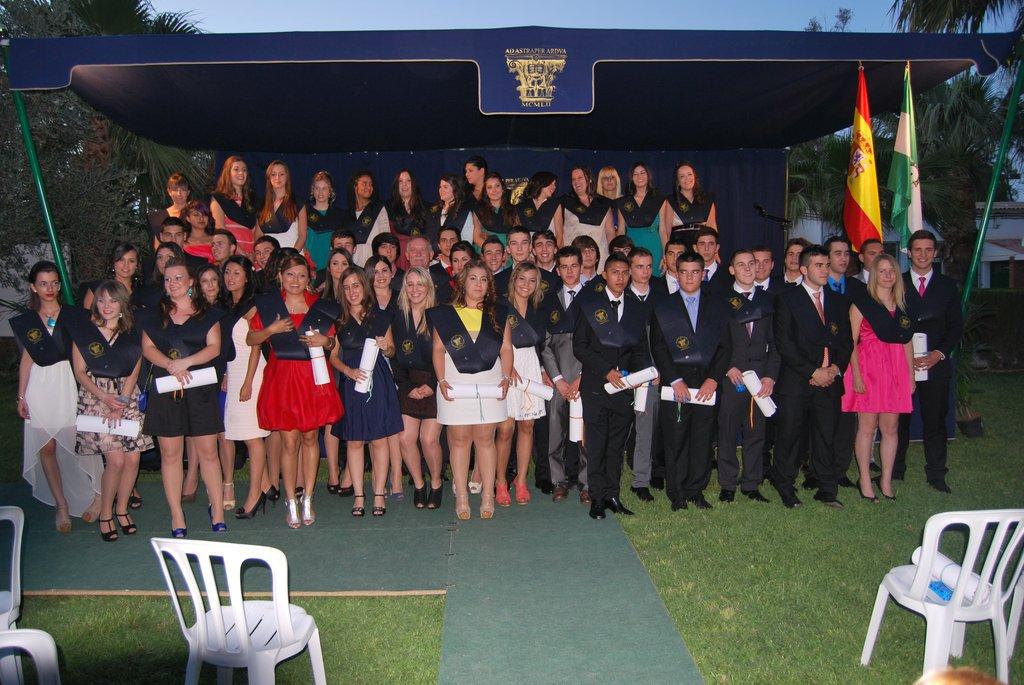Puesta de Bandas 2011/2012