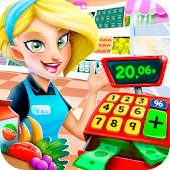 Supermarket Manager Kids Games