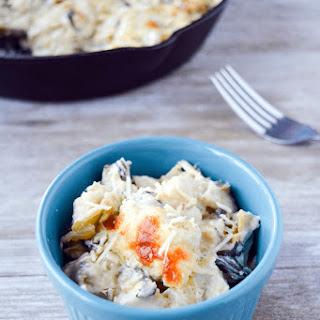 Keto Spinach Artichoke Chicken Casserole Recipe