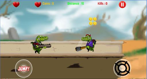 Crocodile Fighter