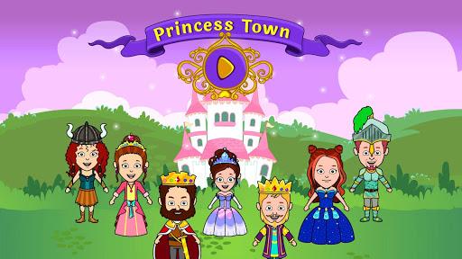 My Tizi Princess Town - Doll House Castle Game 2.0 screenshots 15
