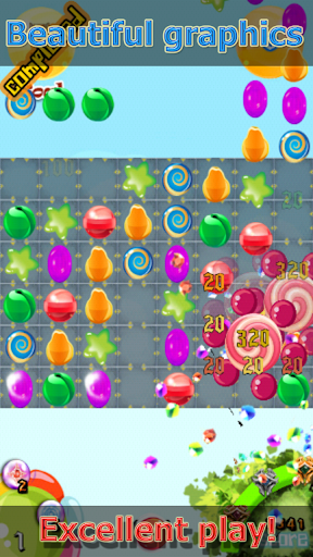 Candy puzzle: Splendid blast