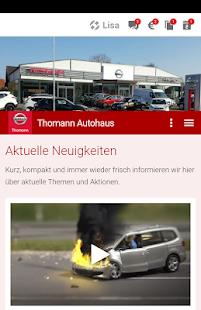 Thomann Autohaus - náhled