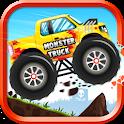 Kids Monster Truck icon